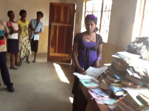 Library at Malimba