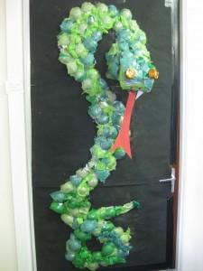 Slytherin door