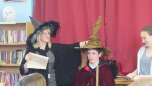 OBHS Harry Potter Eve 2015 Sorting Hat