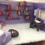 Fort Pitt libraries
